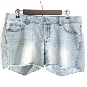 Old Navy Light Wash Cut Off Shorts